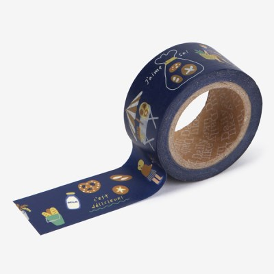 Masking tape 25mm - 11 Bakery