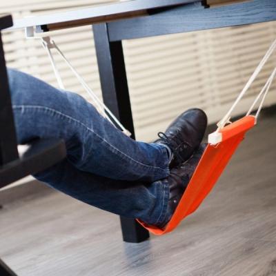 사무실 가정용 책상 실내 발해먹 발걸이 다리해먹