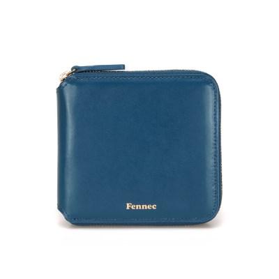 FENNEC ZIPPER WALLET - DEEP BLUE_(731359)