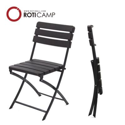 접이식 브로몰딩 의자 야외 식탁 캠핑