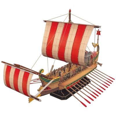 [T4037h] 로마 군선