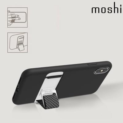 모쉬 아이폰XS Max 멀티스트랩 케이스 캡토_블랙