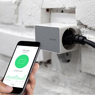 브런트 플러그 - IoT 원격제어 스마트플러그