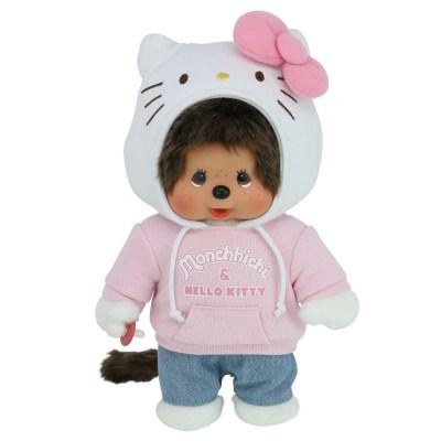 Hello Kitty x Monchhichi M