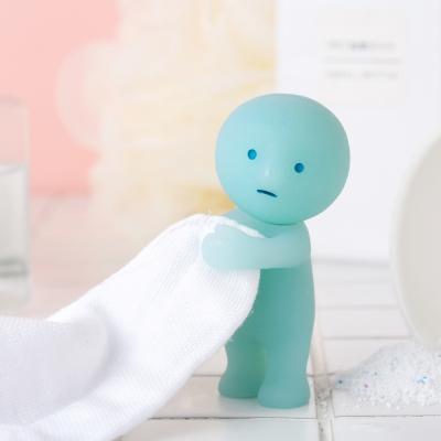 Smiski Toothbrush Stand-Holding(잡기)