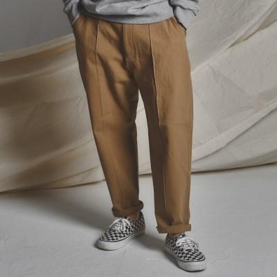 STG pintuck wide pants BG