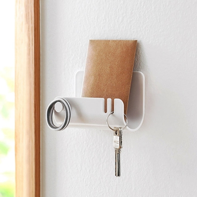 벽걸이 다용도 보관홀더 열쇠걸이