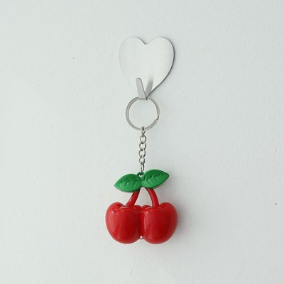 Cherry Keyring