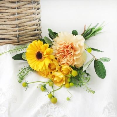 [Size S2] 계절의 색감을 담은 다채로운 꽃다발