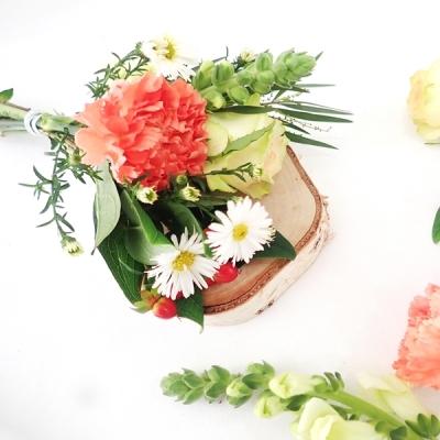 [Size S1]  작지만 귀엽고 러블리한 꽃다발