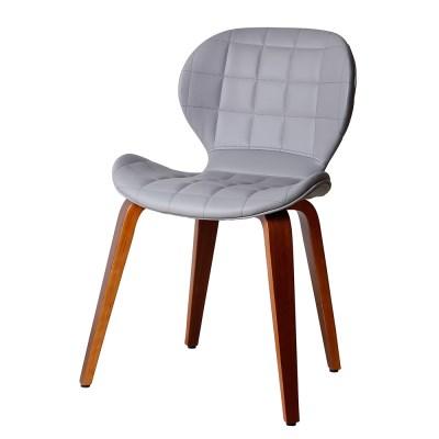 모던 프린스 월넛 인테리어 원목 의자
