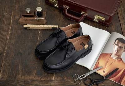 [CLASSICO] Tirolean Shoes_Black