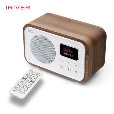 아이리버 블루투스스피커 IR-R1000 WOODEN BOX