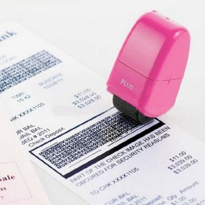 케시퐁 비밀 보장 개인정보 보호 스탬프