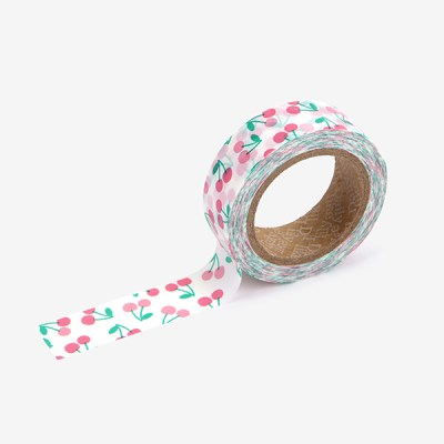 Masking tape single - 137 Sweet cherry