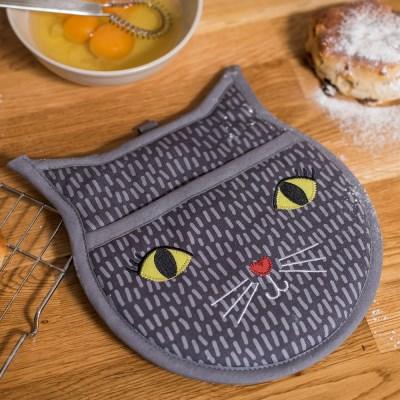 [울스터위버스] 고양이(Cat) 냄비 받침