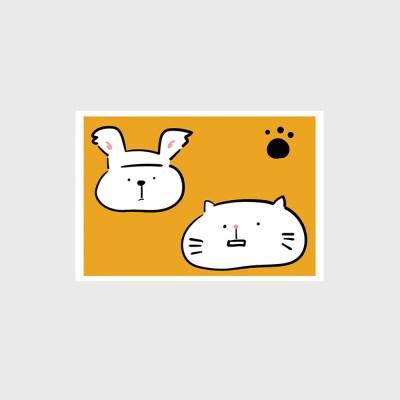 [엽서]Catdog