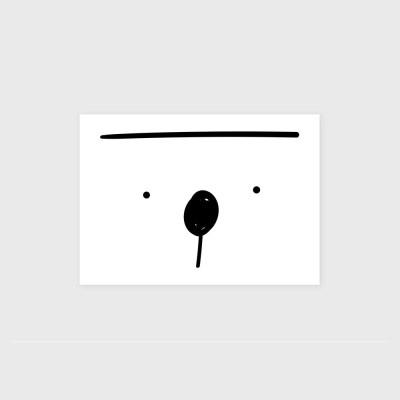 [엽서]Polar Bear