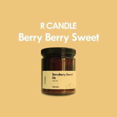 R캔들_ No.06 BerryBerry Sweet(베리베리 스윗)