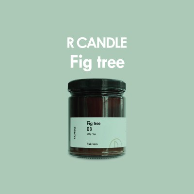 R캔들_No.03 Fig tree(피그트리)