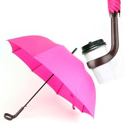 컵홀더우산 Pink
