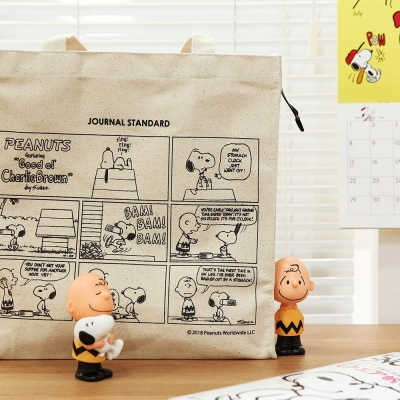 Penuts Brand Book + 토트백 & 캘린더