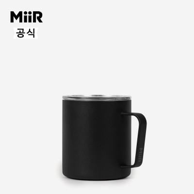 미르 캠프컵 12oz-블랙