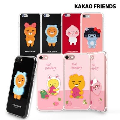 카카오프렌즈 아이폰8plus 7plus 푸딩/아크릴 케이스