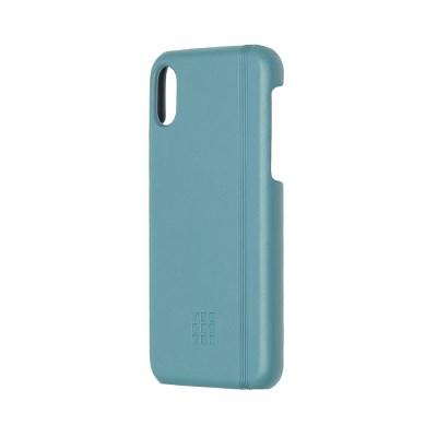 T 아이폰X 하드 케이스/리프 블루