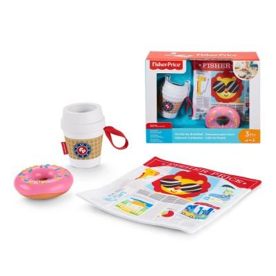 [피셔프라이스] 커피 앤 도넛 세트_(845057)