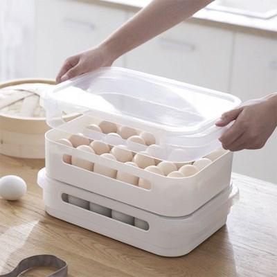 모던 스마트 24구 계란 보관함
