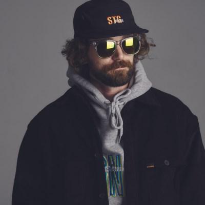 [골덴]STG corduroy shirts jacket BLACK
