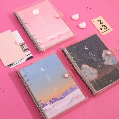 [ONLY텐텐]_[A5] 6공 TWINKLE MOONLIGHT DIARY