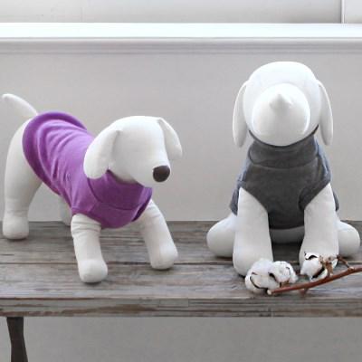 토모 강아지 소프트 티셔츠