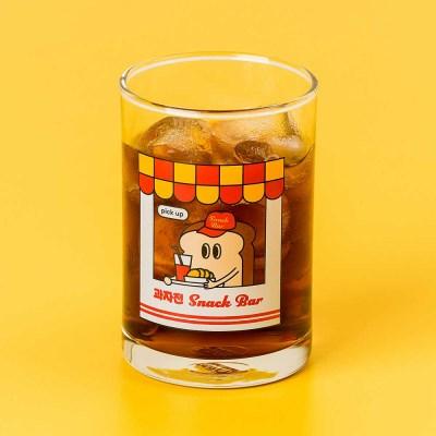 스낵바 미니유리컵