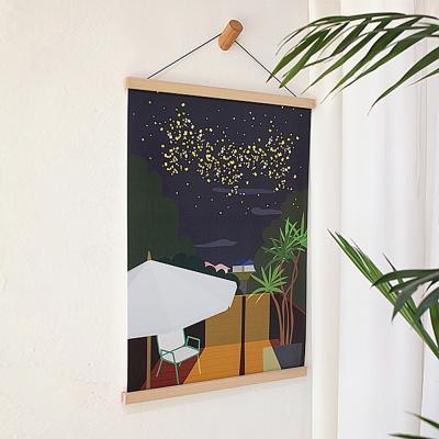 공간 디자인 포스터 테라스 (테라스) A3, A2