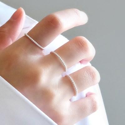 (92.5 silver) colin ring