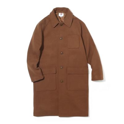 [프룻오브더룸] 울 싱글 코트 카멜