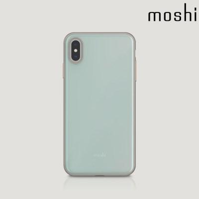 모쉬 아이폰XS Max 하드케이스 아이글레이즈_블루