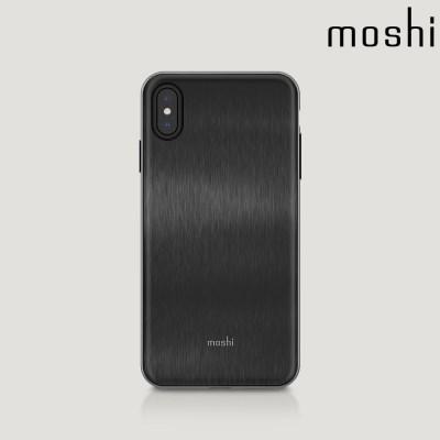모쉬 아이폰XS Max 하드케이스 아이글레이즈_블랙