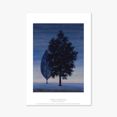 La clairvoyance - 르네 마그리트 030