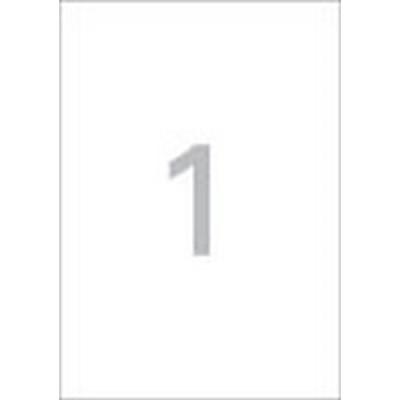 분류표기용 라벨(LQ-3130/20매/1칸/폼텍)_(13303925)