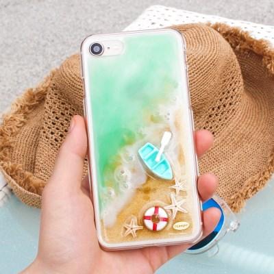 Disegno 핸드메이드 바다 핸드폰케이스(지난여름)