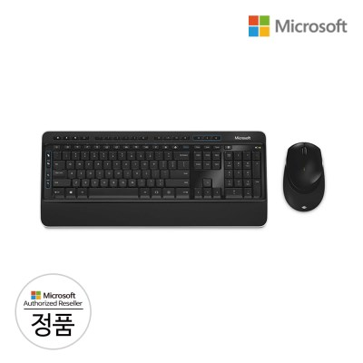 [MS정품] Wireless Desktop 3050 AES