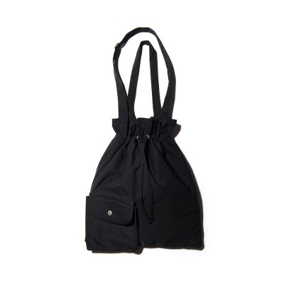 POCKET BIND 2 WAY BAG - BLACK_(1134766)