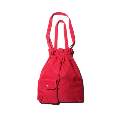 POCKET BIND 2 WAY BAG - RED_(1134765)