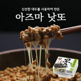 [아즈마] 검은콩 낫또 18팩(40gX36개)