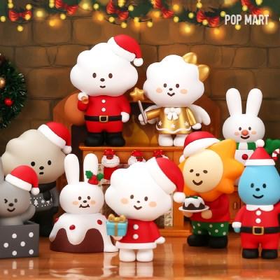 Fluffy House Christmas 2018 (플러피하우스 크리스마스 2018)_박스
