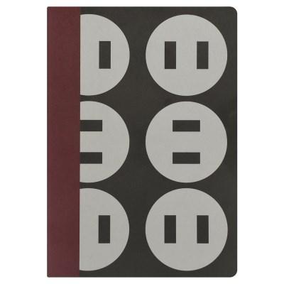 Button Up Bind Notebook