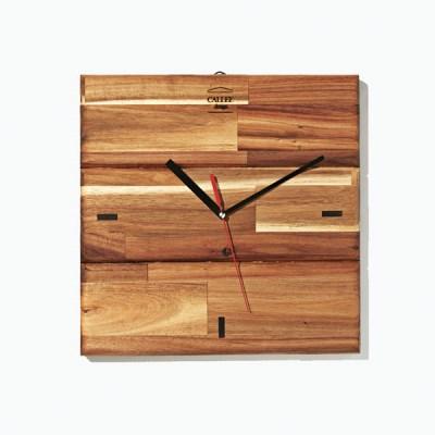 아카시아 원목 시계